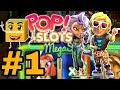 Pop Slots Level 1 2 3 4 Ep 1 Vegas Casino Pokies Game Play iCandyRich