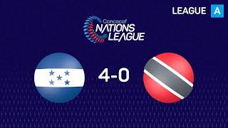 #CNL Highlights - Honduras vs Trinidad