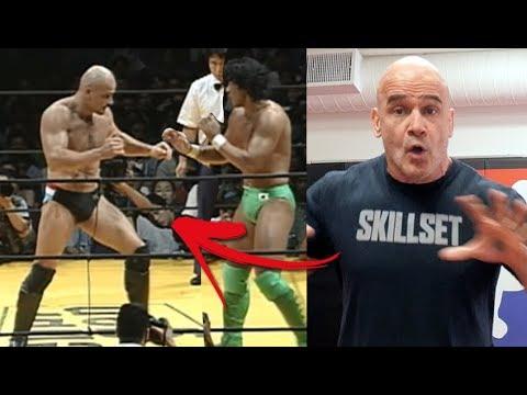 Bas Rutten's MMA Fighting Style EXPLAINED!
