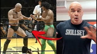 Bas Rutten's MMA Fighting Style EXPLAINED!