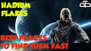 Hadium Flakes Where To Find Them