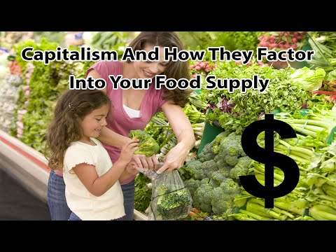 The Gangsters Of Capitalism And How They Factor Into Your Food Supply - By Author Mitchel Cohen