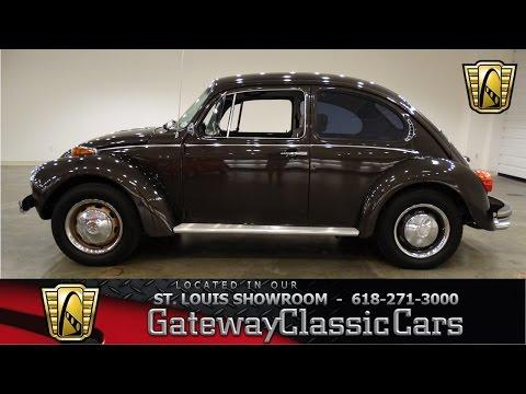 1973 VW Beetle - Gateway Classic Cars St. Louis - #6422