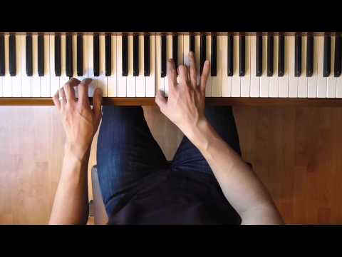 Praise God, from Whom All Blessings Flow (Bigtime Hymns) [Intermediate-Advanced Piano Tutorial]
