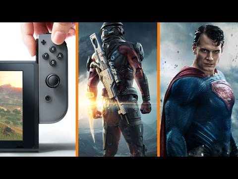 Switch Games Cost MORE? + Mass Effect Spoilers in the Wild + DC Movies Going MORE MATURE - The Know