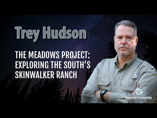 Exploring the South's Skinwalker Ranch - Trey Hudson