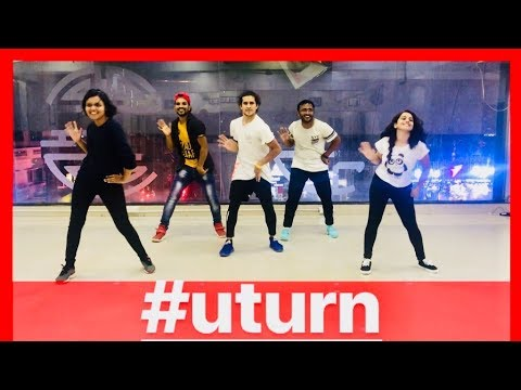 U Turn Dance - The Karma Theme Dance ( Telugu / Tamil )- Samantha | Anirudh | Saadstudios