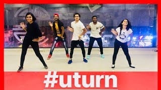 U Turn dance The Karma Theme dance ( Telugu / tamil ) Samantha | Anirudh | Saadstudios