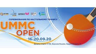 UMMC Open 2020.День3. Стол 2