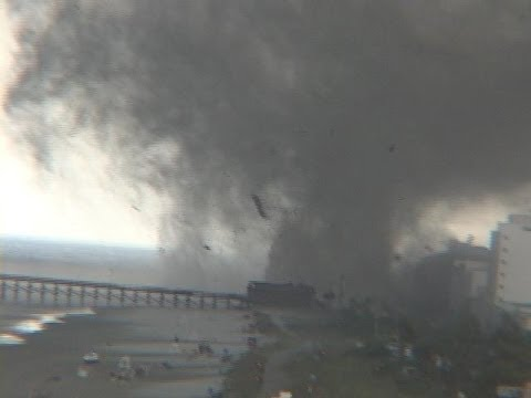 Beach Tornado - Myrtle Beach