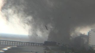 Download Video Beach Tornado - Myrtle Beach MP3 3GP MP4
