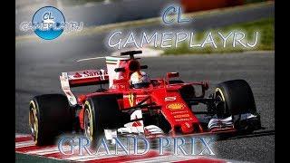 F1#2017 MODO CARREIRA FERRARI SEBASTIAN VETTEL
