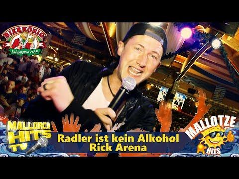 Rick Arena feat. DJ Düse - Radler ist kein Alkohol - Ballermann Hits