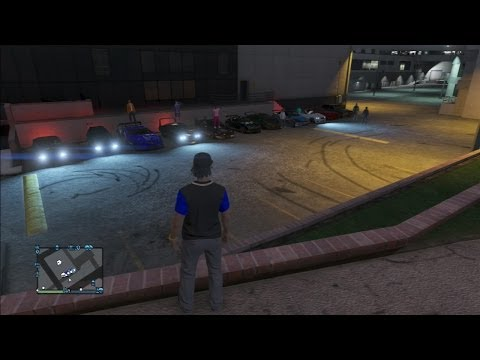 gta 5 how to get pink slip