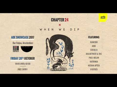 Rancido - Chapter 24 Records X When We Dip [Road To ADE Part II]
