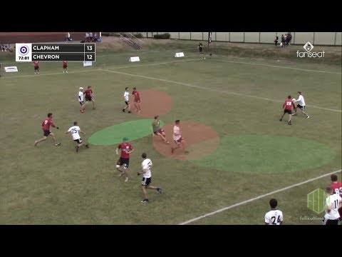 Clapham v Chevron - Analysis of dominant defence leading to a footblock