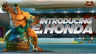 SFV: Character Introduction Series – E. Honda