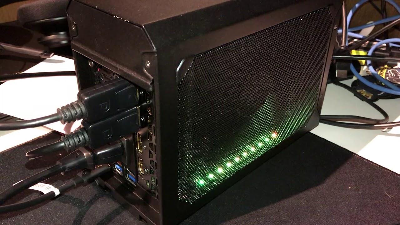 Gigabyte RX580 gaming box fan noise