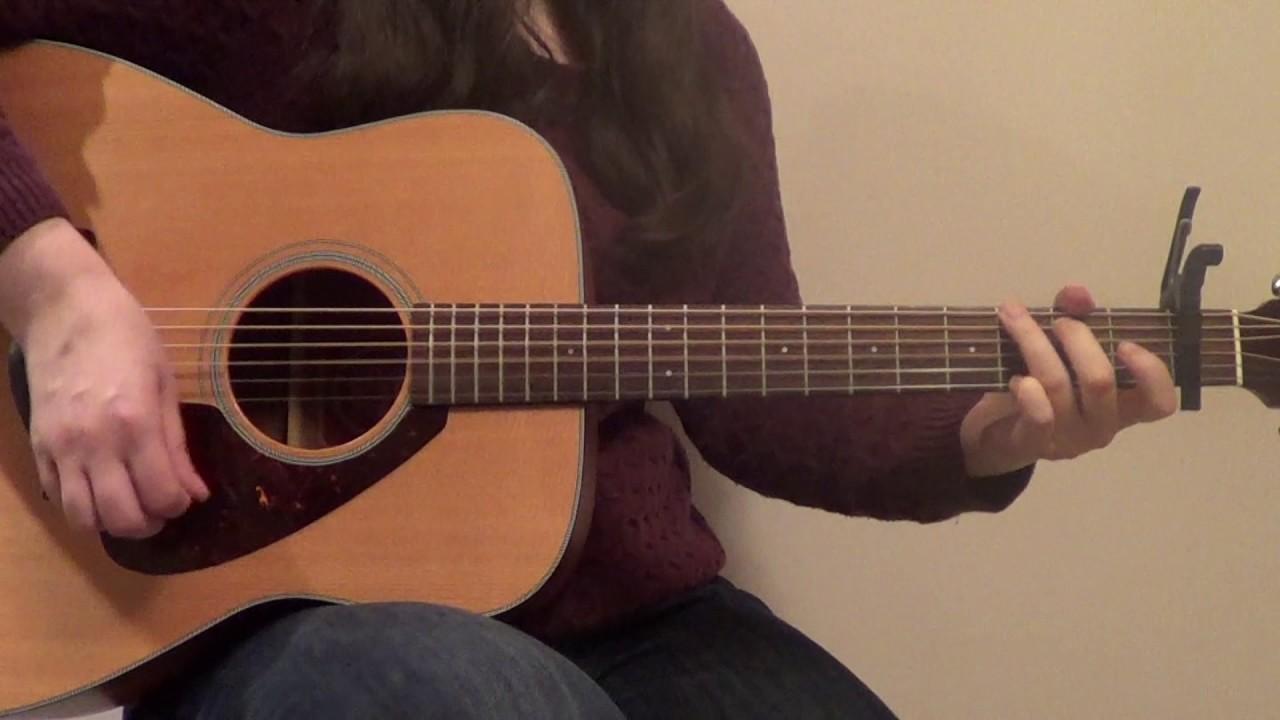 Oh Yoko   John Lennon Rhythm Guitar Cover Chords   Chordify