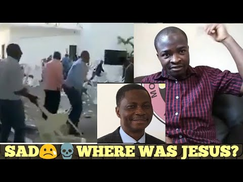 ANOTHER PASTOR GOT IN TROU-BLE IN LONDON😢😢(REC!EVING BE@TINGS) - EVANGELIST ADDAI