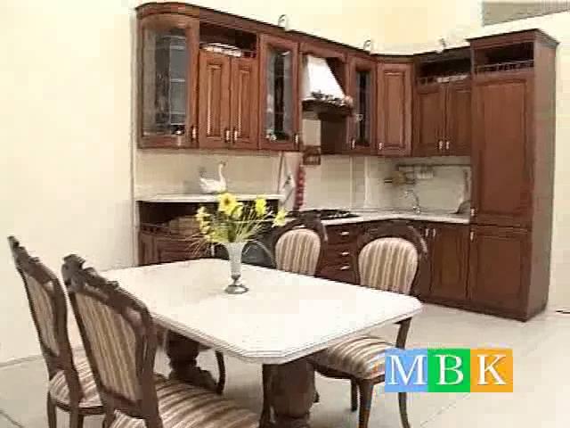 Кухонная мебель от салона «Мастер Гамбс»
