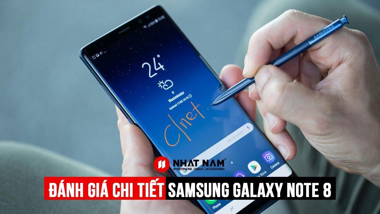 Đánh giá chi tiết Samsung Galaxy S8 chính hãng, xách tay giá rẻ