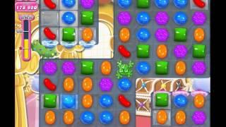 Candy Crush Saga - level 1017 (3 star, No boosters)