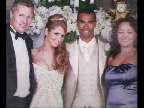 Cheryl cole ashley cole wedding