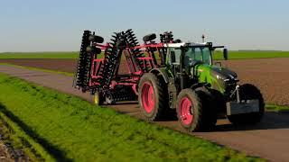 Fendt 900 Vario – Show Greatness