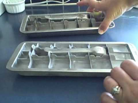 Onyx Stainless Steel Ice Cube Tray Review