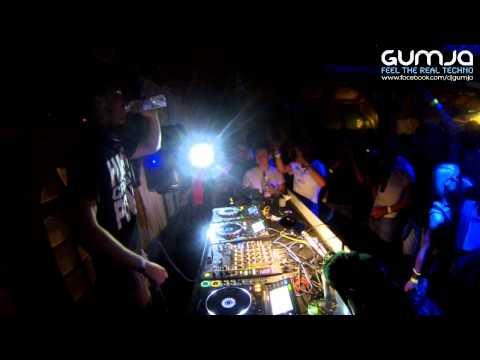 DJ Gumja live at After is coming!, Klub Przan, Ljubljana, Slovenia (30.08.2014) (VIDEO SET)