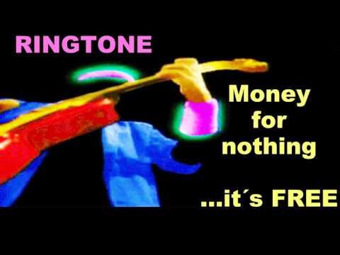 RINGTONE Money For Nothing