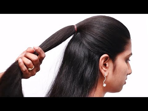 easy french braid juda hairstyle with trick | Hairstyles For Party | cute hairstyles thumbnail