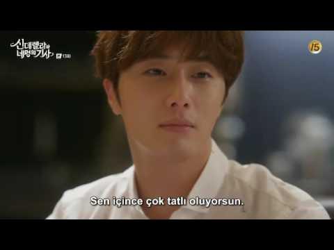 Kore dizi - Cinderella and Four Knights _ Saklambaç :D