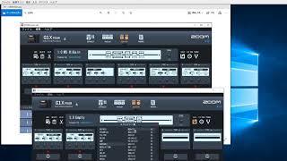 Zoom Guitar Lab の基本的な使い方(その1)