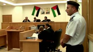 Palestinian - Access to Justice