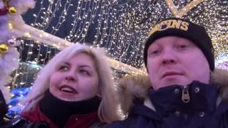 """Я Люблю Тебя Москва """"Путешествие в Рождество"""""""