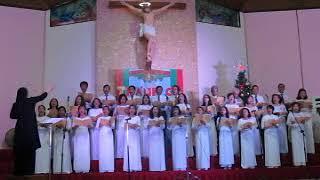 Khúc ca mặt trời-Ca đoàn giáo xứ Chánh Tòa Nha Trang