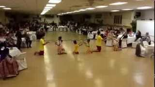 Sakuting Folk Dance