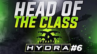Operation Hydra Pt. 6 - Head Of the Class