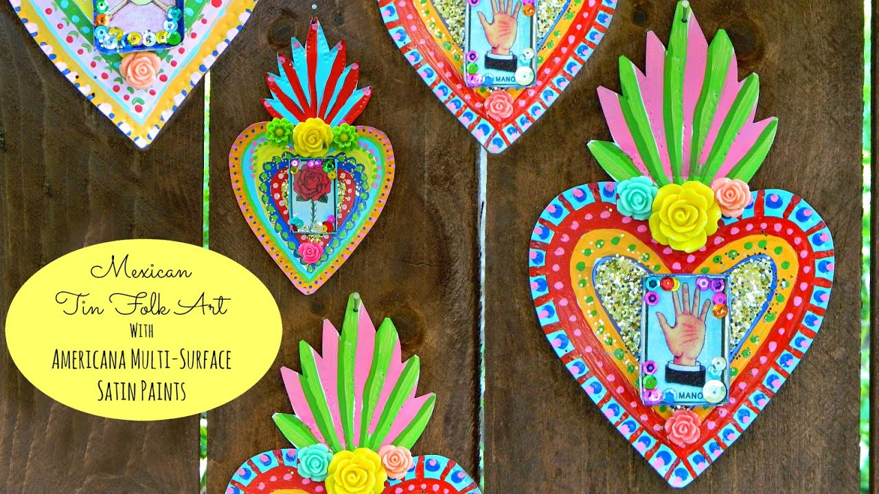 Traditional Mexican Paper Crafts