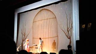 Lindsey Stirling - Song of the Caged Bird - Acoustic Live - Music Box Tour - Spokane May 22, 2015