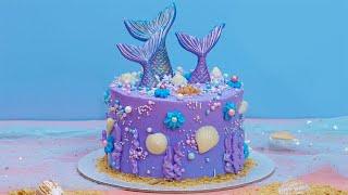 #Short -  Perfect Mermaid Cake Decorating Recipes