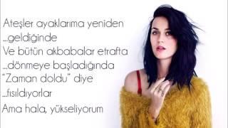 Katy Perry  - Rise (Türkçe Çeviri)