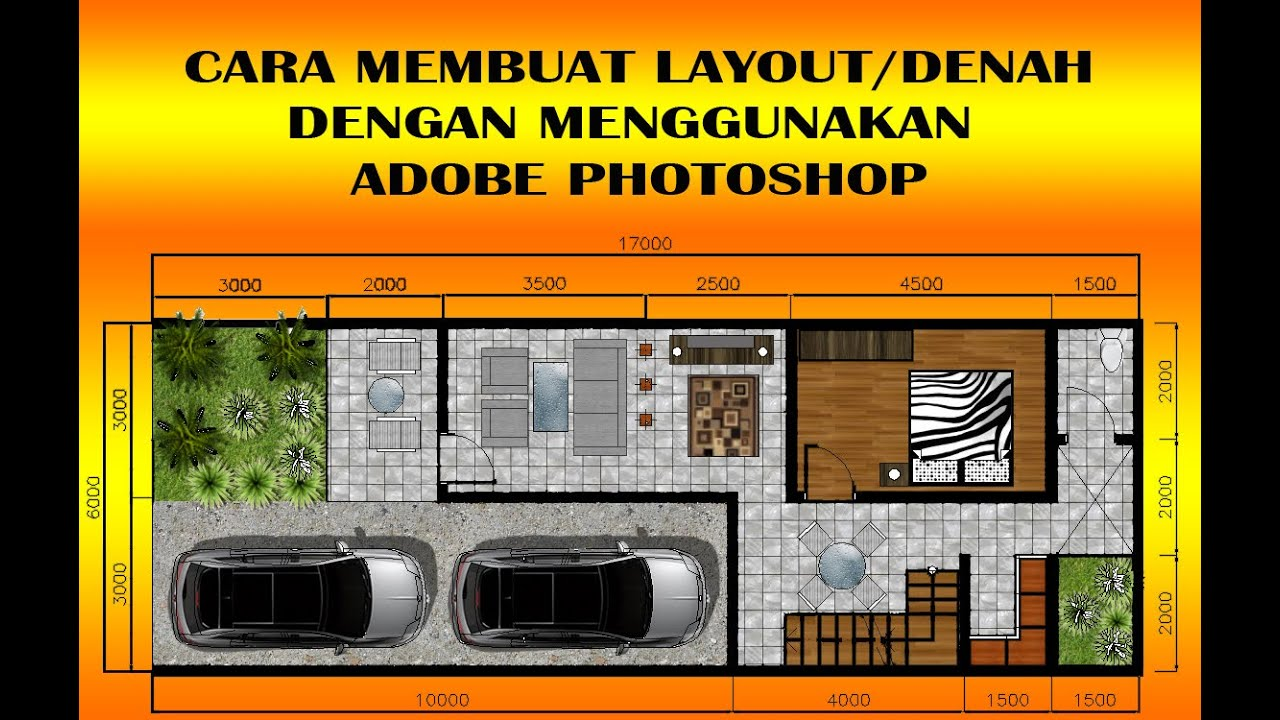Tutorial Membuat Spanduk pada Photoshop CS3 - Riska come