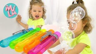 Нелопающиеся Пузыри Волшебные  Touchable Babbles