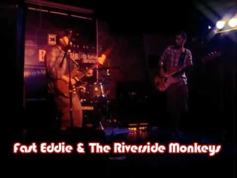 Fast Eddie & The Riverside Monkeys - Aligator Shoes