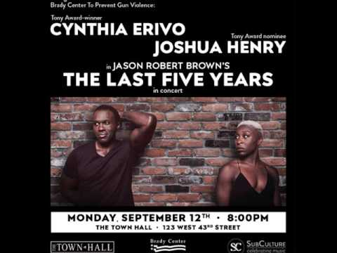 Jason Robert Brown's The Last Five Years in Concert @ Town H