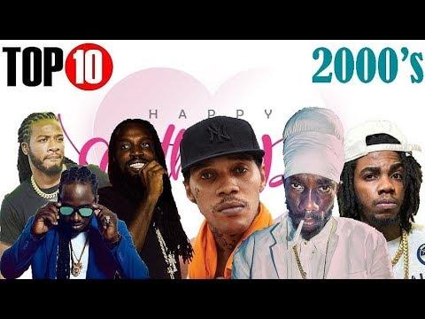 Top 10 Mama Songs | Vybz Kartel, Sizzla, Mavado, I-Octane, Gyptian | Dancehall 2000's