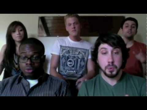 Pentatonix- Starships (Cover) [Livestream]